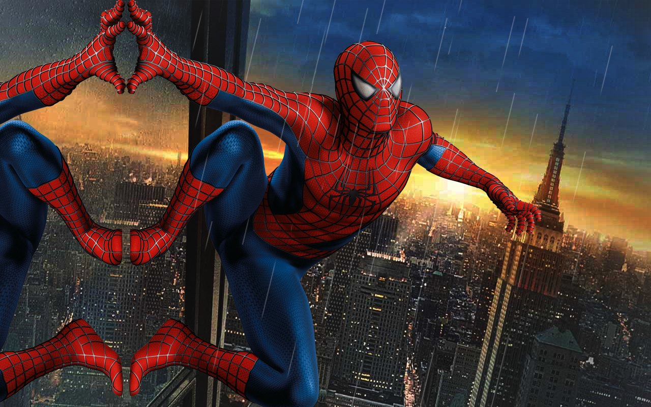 New Amazing Spiderman hd wallpaper Wallpaper