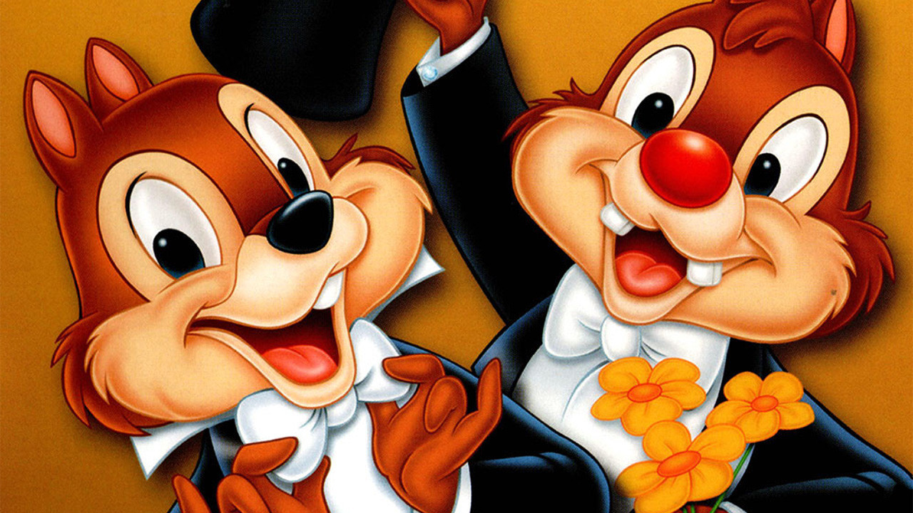 New Chip and Dale HD Wallpaper Wallpaper