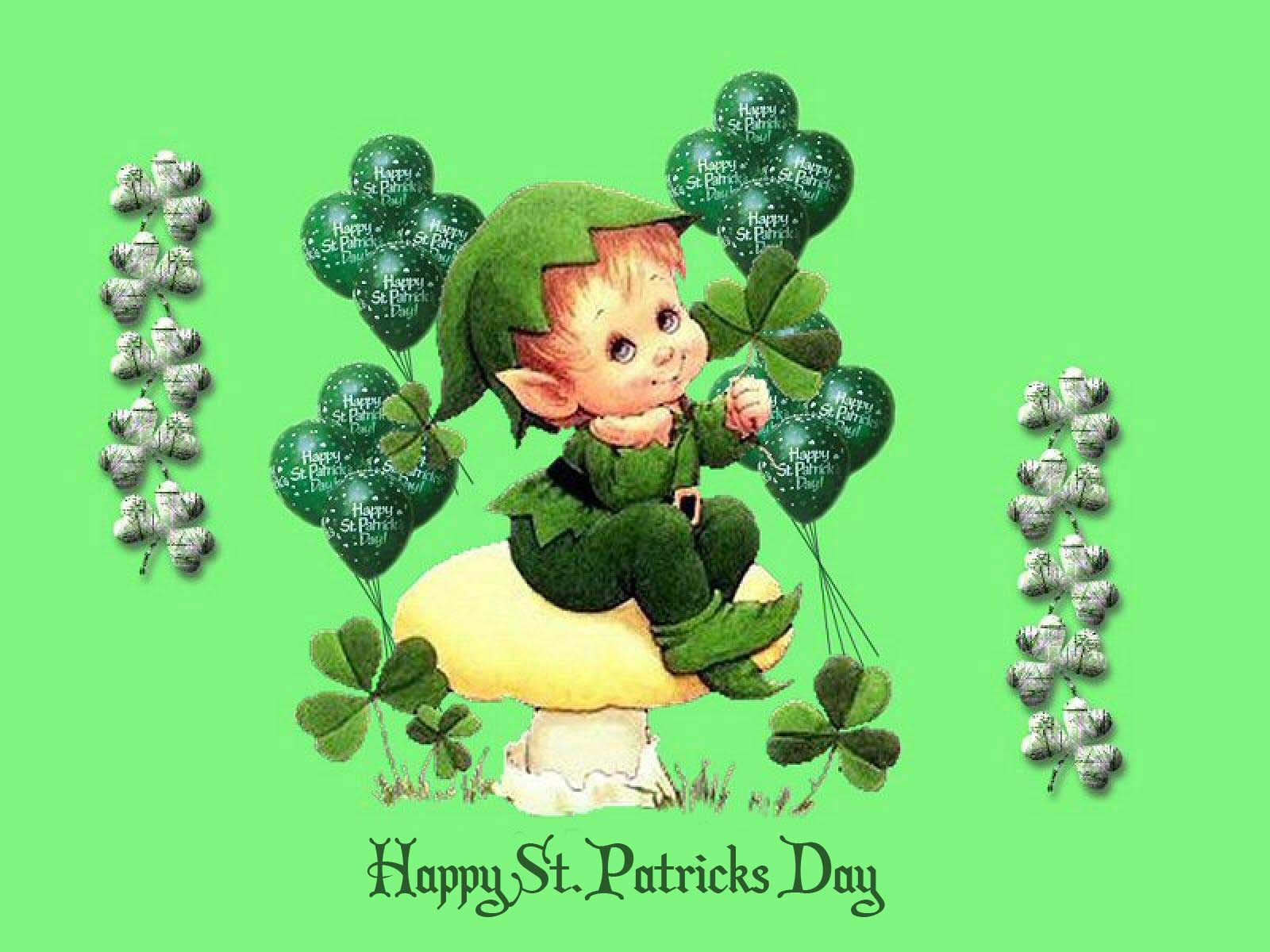 New Hot St. Patrick's Day Full HD Wallpaper Wallpaper