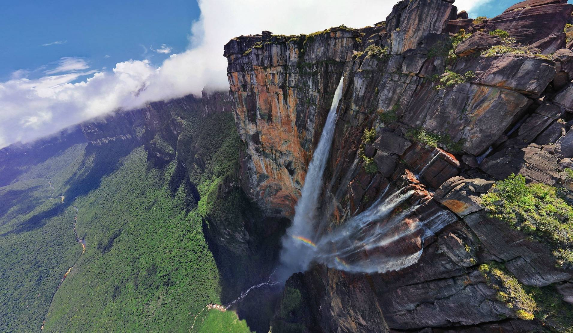 Angel Falls HD Wallpaper Download Wallpaper