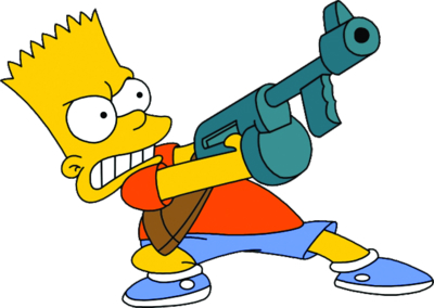 Bart Simpson New HD Wallpaper Wallpaper