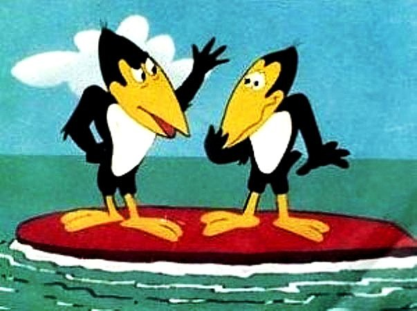 Heckle and Jeckle Photo HD Wallpaper Wallpaper