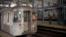 Straphangers Campaign survey: D train stands for 'disgusting'