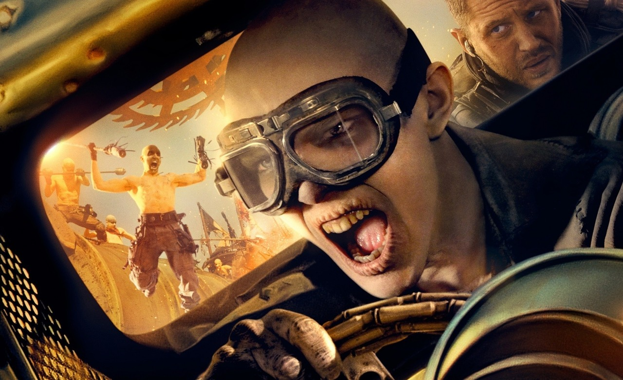 Mad Max: Fury Road HD Wallpaper Download Wallpaper