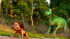 Cinema Review: The Good Dinosaur - Echonetdaily