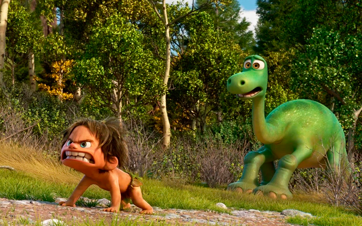 The Good Dinosaur HD Wallpaper Download Wallpaper