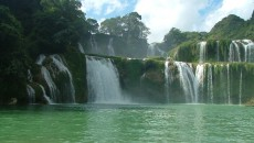 Ban Gioc Detian Falls - Chinese Paradise : Travel Tourism