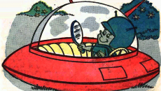 Retrospace Confidential #1: The Great Gazoo | Retrospace