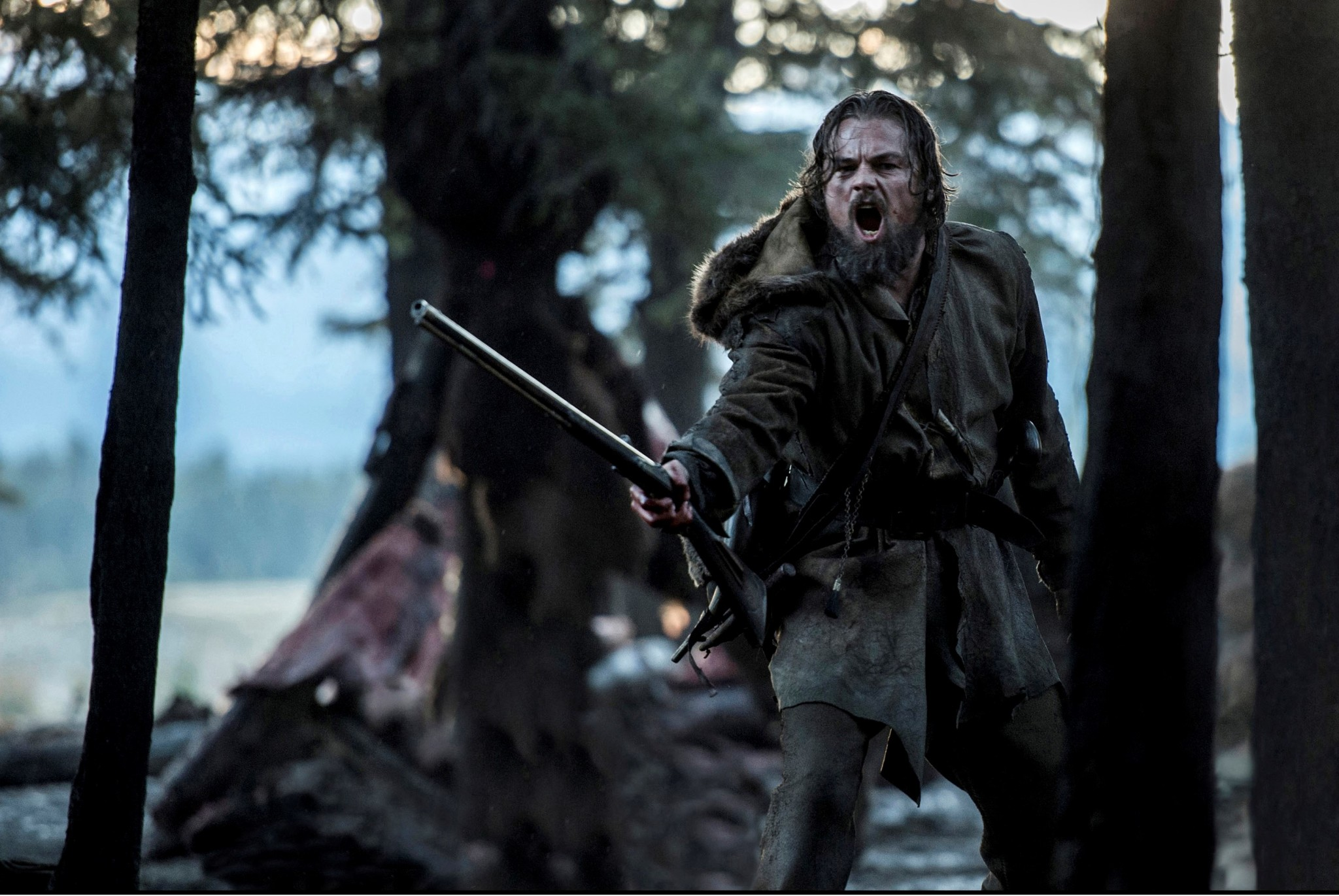 New The Revenant Full HD Wallpaper Wallpaper