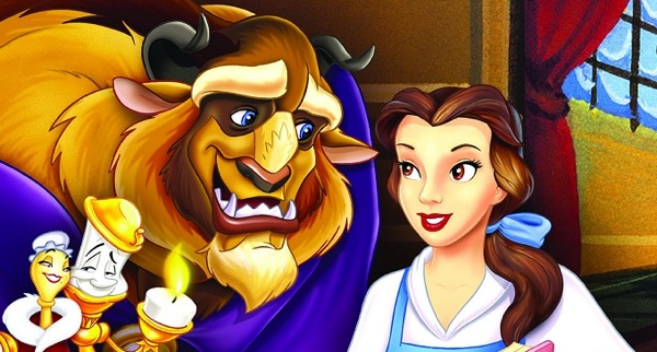 Beauty And The Beast New HD Wallpaper Wallpaper